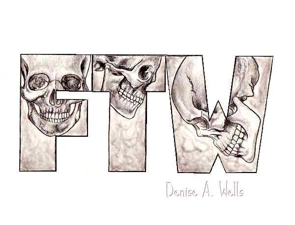 Fuck The World Tatto 25