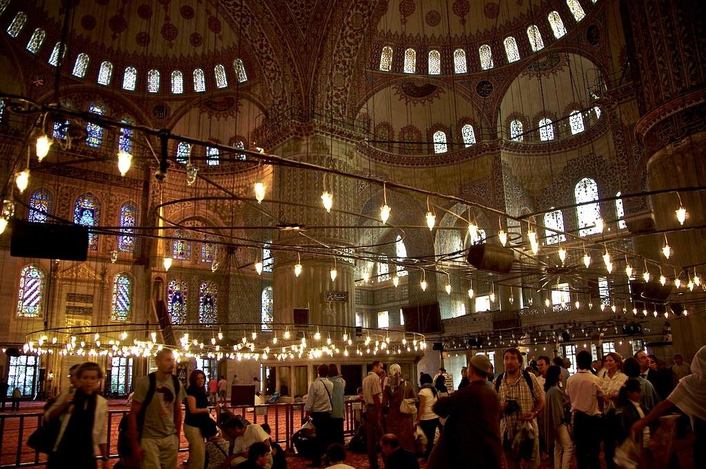 Sultan Ahmet Camii, Istanbul, Turkey
