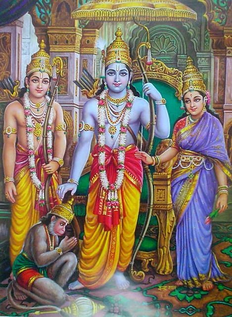 1. Why Lord Rama killed Vali ?