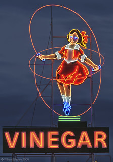 Skipping Girl Vinegar
