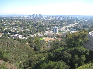 View from Getty Center | by Annie Mole