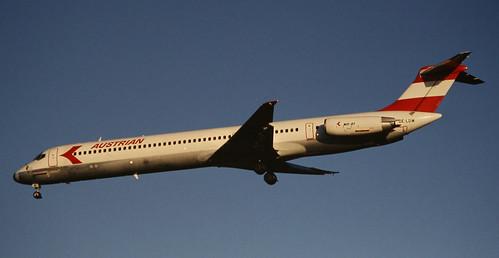 Austrian McDonnell Douglas MD-81