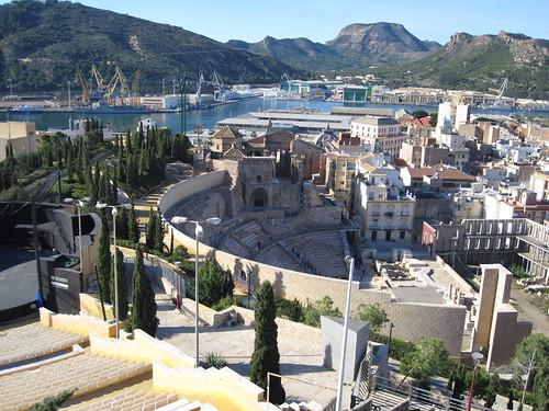 Roman Ampitheater Cartagena