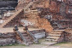 In Wat Phra Si Sanphet