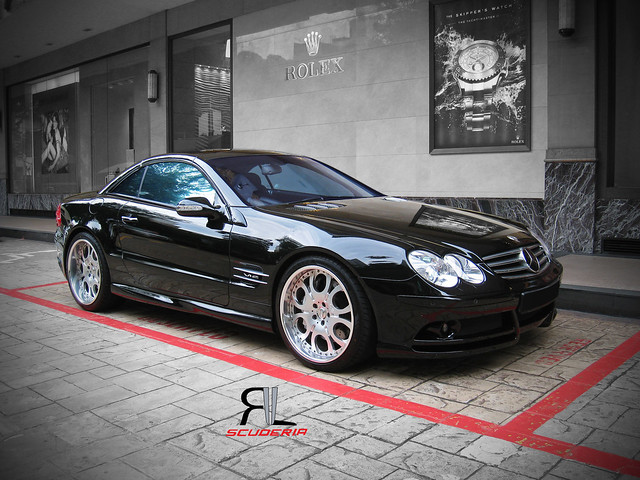 fab design am 1000 mercedes benz sl600 v12 biturbo