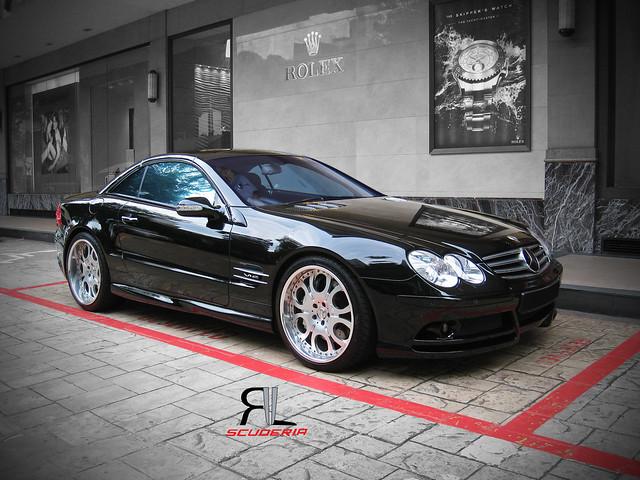 Fab design am 1000 mercedes benz sl600 v12 biturbo for Mercedes benz sl600 v12 biturbo