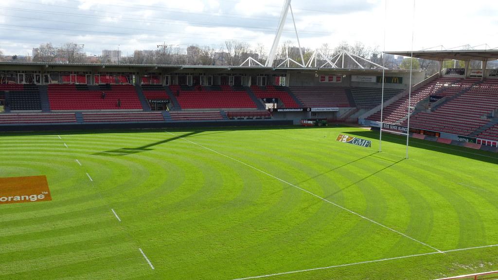Stade Ernest Wallon 3/3
