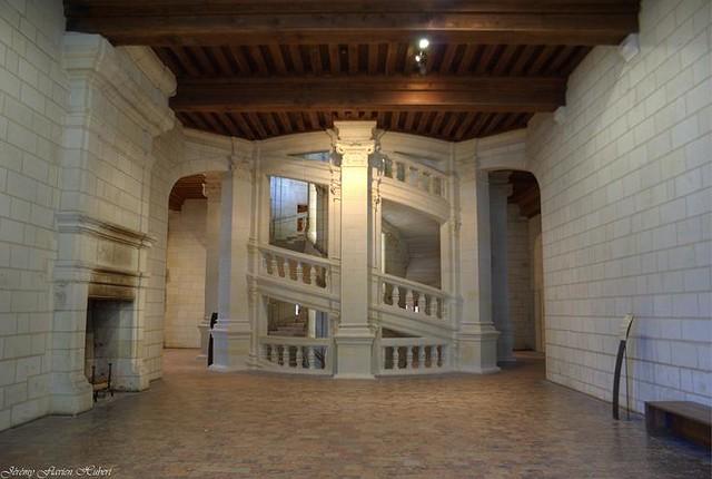 ch 226 teau de chambord escalier 224 r 233 volution flickr photo