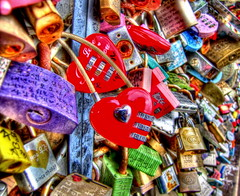 lock to your heart's door by dewetter