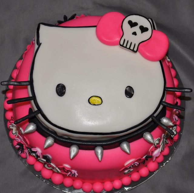 Cake Hello Kitty Birthday : 4538473059_35f7d3d165_z.jpg