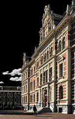 Droogbak 1a Amsterdam. A fascinating building !