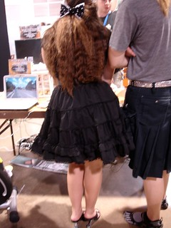 Maker Faire NC: Lolita @ Maker Faire!