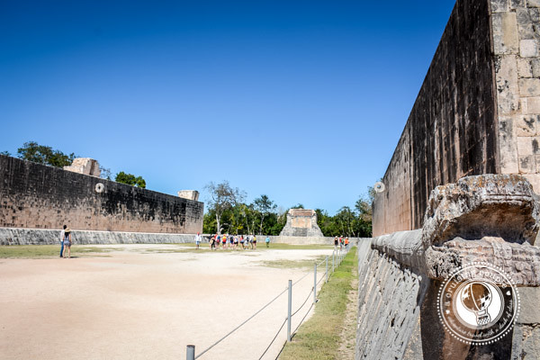 4 Must-See Mayan Ruins in the Yucatan Peninsula  - Chitchen Itza Ball Court