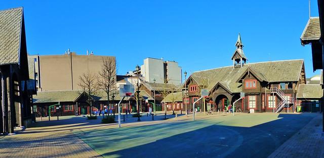 Oostende Sportcentrum De Koninklijke Stallingen (2) - Have a nice Weekend!