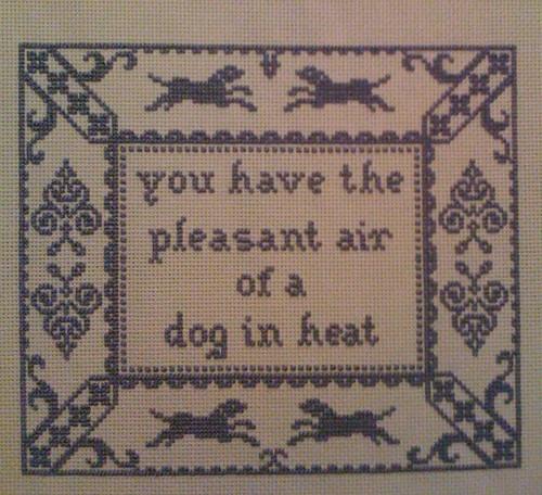 Hemingway stitch