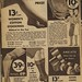 Sears catalogue 1935 - stockings, socks by genibee