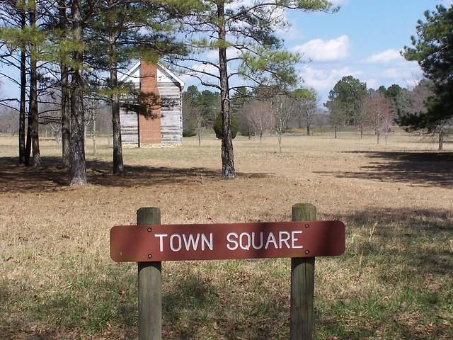Town Square Site