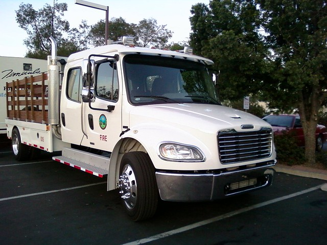 Freightliner powered by mercedes benz diesel flickr for Freightliner mercedes benz