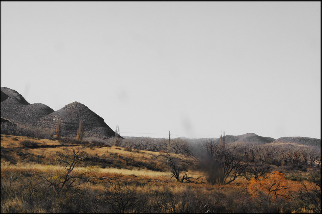 New Mexico, Views from the Road, 2006