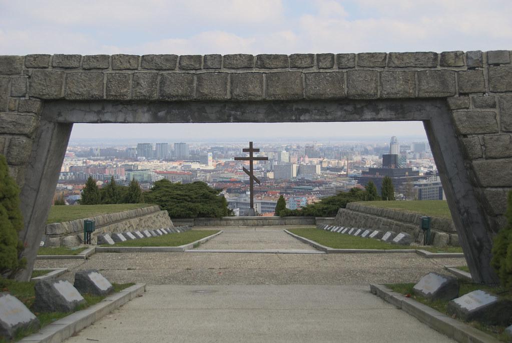 Bratislava Slavin Kriegerdenkmal