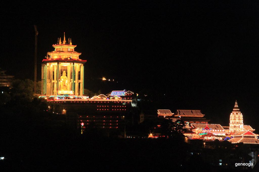 极乐寺, Penang