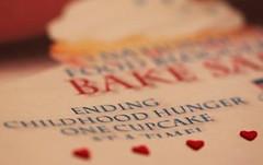 Bake Sales