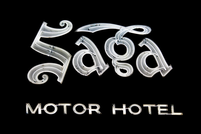 Saga Motor Hotel Flickr Photo Sharing