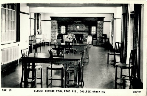 Clough Hall