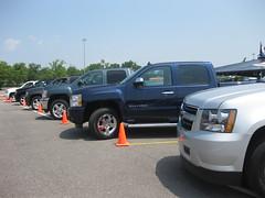 chevrolet(1.0), automobile(1.0), automotive exterior(1.0), pickup truck(1.0), sport utility vehicle(1.0), vehicle(1.0), truck(1.0), chevrolet silverado(1.0), bumper(1.0), land vehicle(1.0),