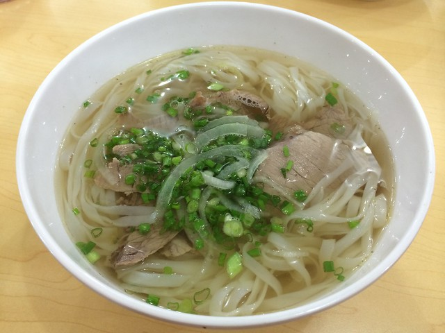 Beef noodle soup - Pho 2000