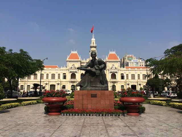Hotel de Ville de Saigon