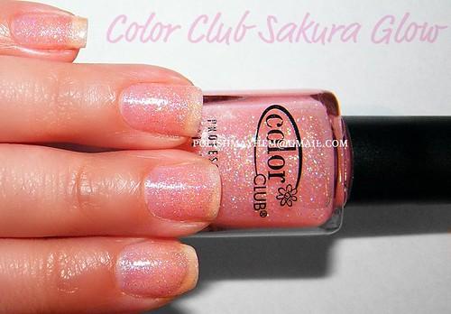 Color Club Sakura Glow