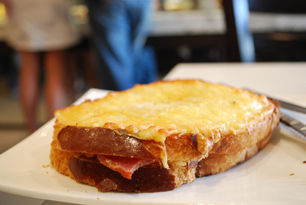 Croque Monsieur - Noisette