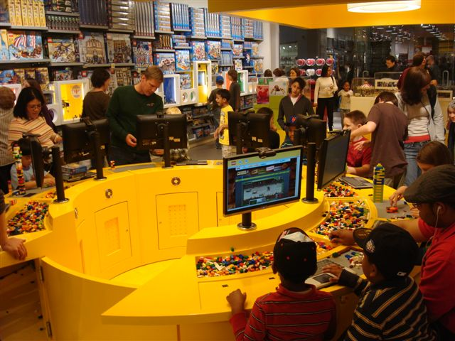 LEGO Shop (Concord Mills) | Flickr - Photo Sharing!