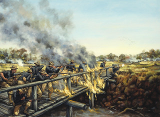 Soldiers in the Sun by Donna Neary