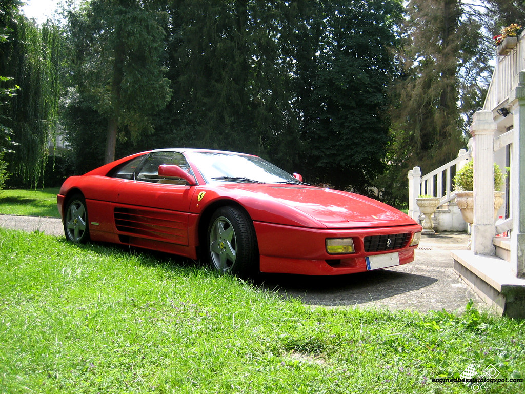 a day with the ferrari 348 ts engined beasts. Black Bedroom Furniture Sets. Home Design Ideas