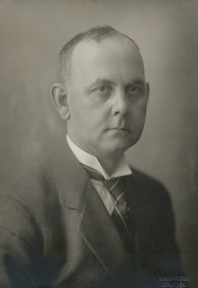 Arkitekt Sverre Pedersen (1882 - 1971)