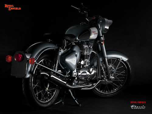 Royal Enfield Bullet Classic 350 C5