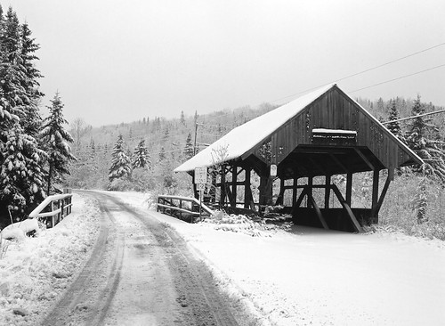 River Road Covered Bridge