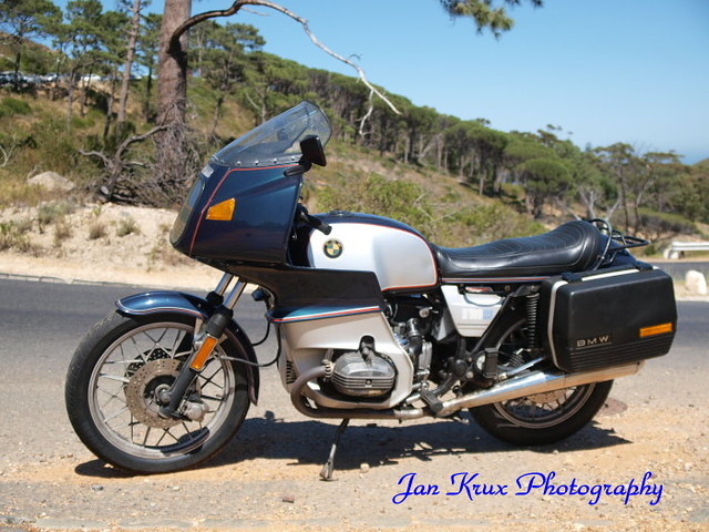 mod 1980 bmw r100rs flickr photo sharing. Black Bedroom Furniture Sets. Home Design Ideas