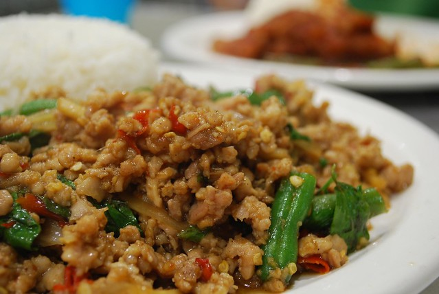 Little Thai Cafe Menu Tarpon Springs Fl
