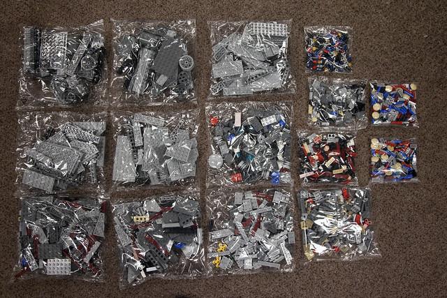 Parts Bags