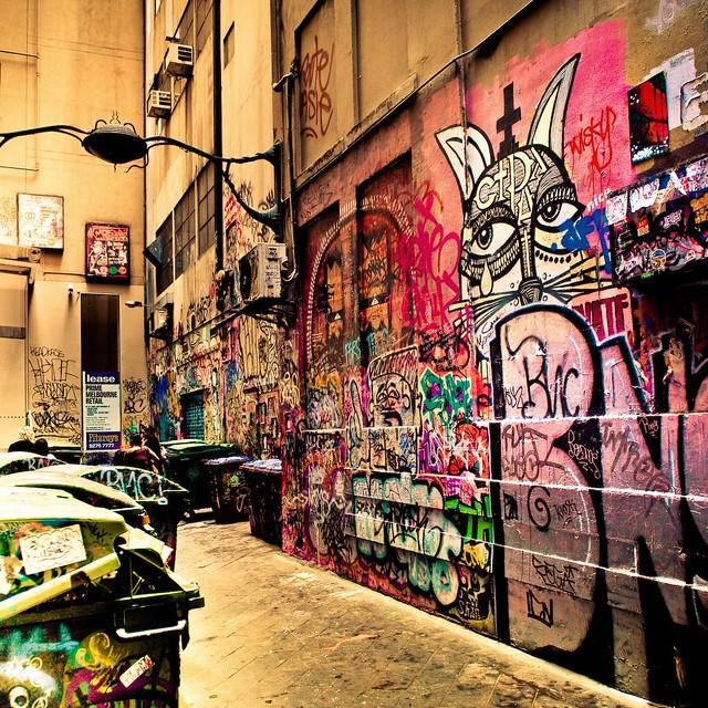 Urban Graffiti Flickr Photo Sharing