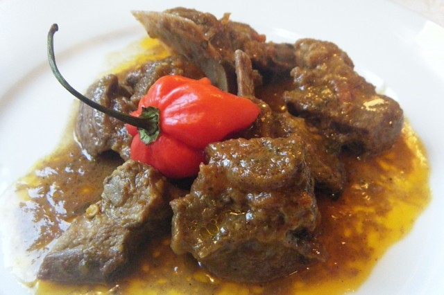 curry goat | Flickr - Photo Sharing!