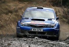 Malcolm Wilson Rally (March 2010)