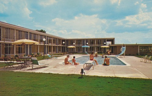Wish You Were Hear Best Western Town Country Motel