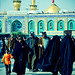 Pilgrims of Karbala - Iraq by Hussain Isa