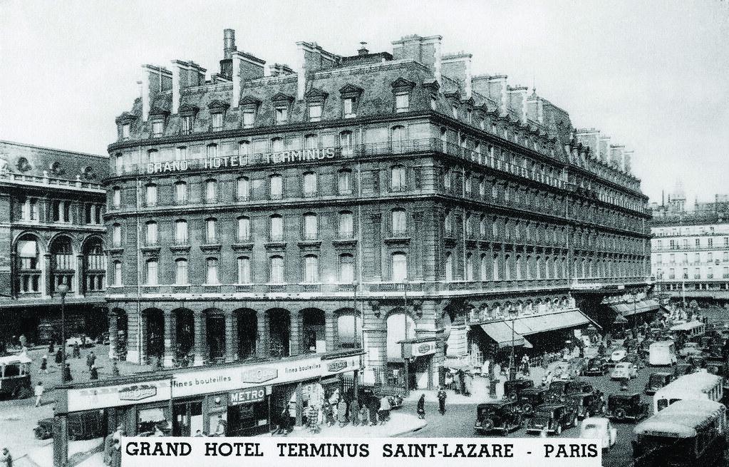 Facade Hotel Concorde Op Ra Paris Formerly Grand H Tel Te
