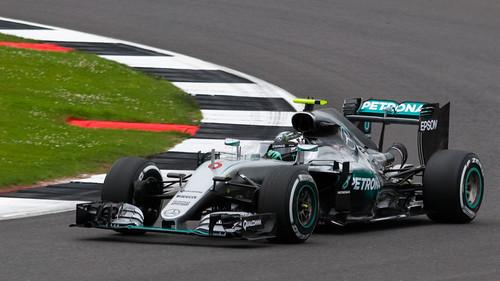 Equipe Mercedes GP de Formula 1 de  2016 - by Jake Archibald