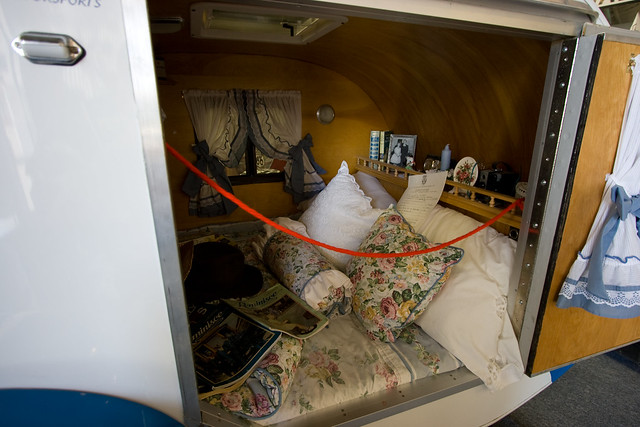 Teardrop Camper With Kitchen For Sale